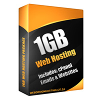 web hosting 1GB