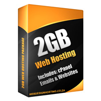 web hosting 2GB